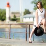 Sabrina Dussart (modèle)